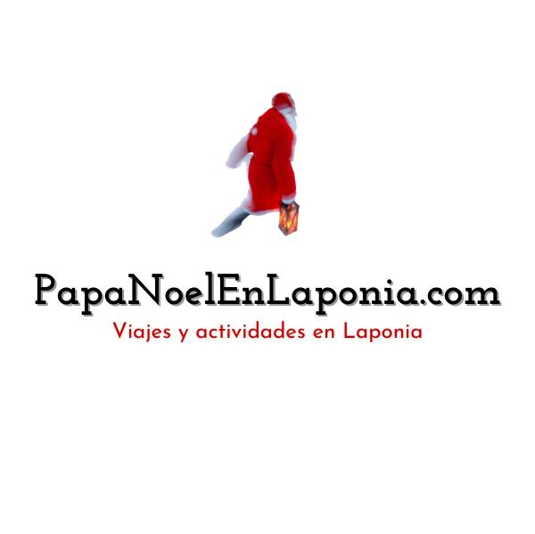 Papa Noel en Laponia